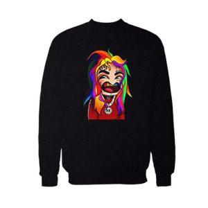 6ix9ine Sweatshirt For Unisex