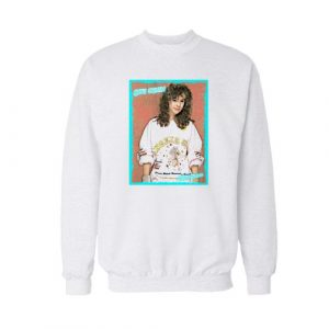 Alyssa Milano Sweatshirt For Unisex