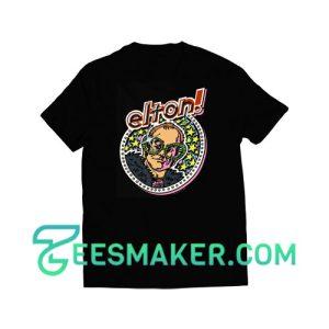 Elton John Star T-Shirt