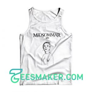 Florence Pugh Midsommar Tank Top