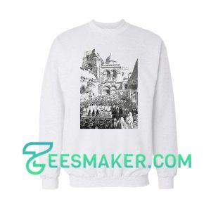 Holy Thursday Sweatshirt For Unisex