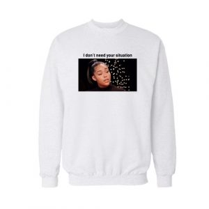 Jordyn Woods Sweatshirt For Unisex