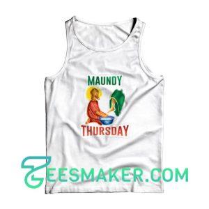 Maundy Thursday Tank Top