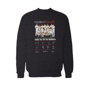 Modern Family Sweatshirt For Unisex