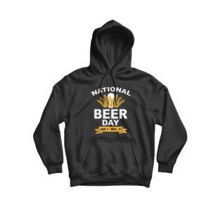 National Beer Day Hoodie