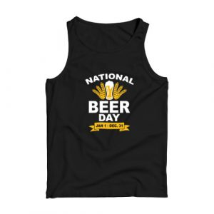 National Beer Day Tank Top
