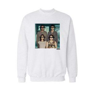 Parasite Family Sweatshirt For Unisex