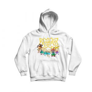 Rugrats Character Lineup Hoodie