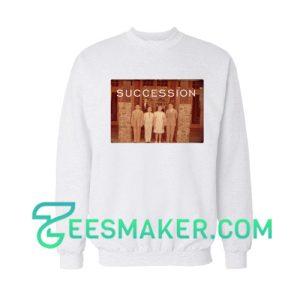 Succession Sweatshirt For Unisex