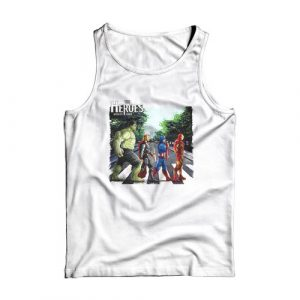 The Heroes Avengers Tank Top