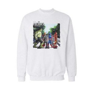 The Heroes Avengers Sweatshirt