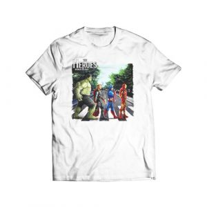 The Heroes Avengers T-Shirt