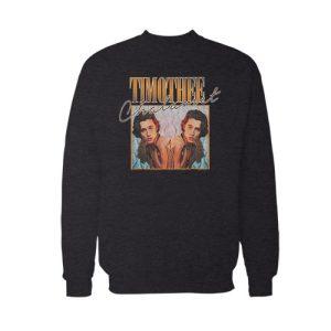 Timothee Chalamet Sweatshirt For Unisex
