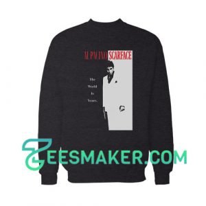 Alpacino Scarface Sweatshirt