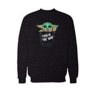 Baby Yoda Merchandise Sweatshirt