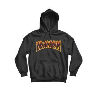 Dracarys Thrasher Fire Hoodie