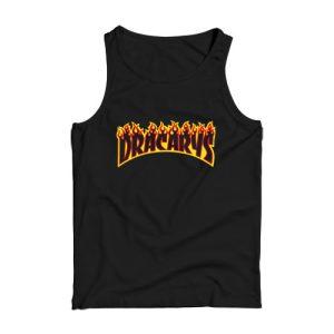 Dracarys Thrasher Fire Tank Top