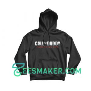 Gamer Dad Call of Daddy Hoodie