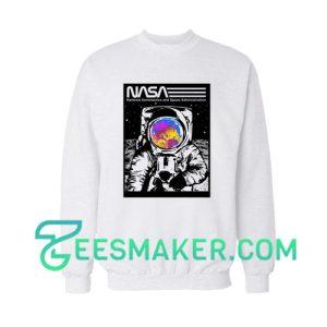 Nasa Astronaut Sweatshirt