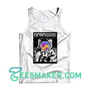 Nasa Astronaut Tank Top