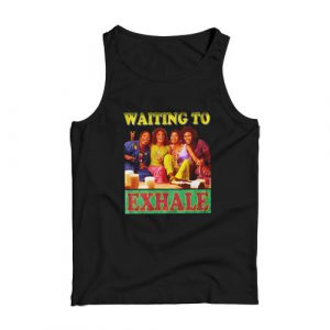 Vintage Waiting To Exhale Tank Top