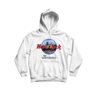 Winterfell Hard Rock Cafe Hoodie