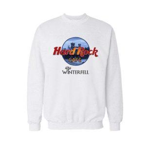 Winterfell Hard Rock Cafe Sweatshirt