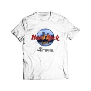 Winterfell Hard Rock Cafe T-Shirt
