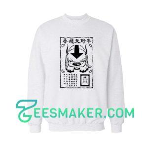 Avatar the Last Airbender Sweatshirt