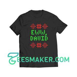 Ew David Flowers T-Shirt