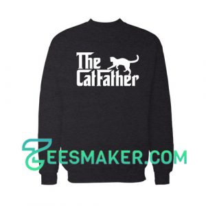 The Cat Father Sweatshirt