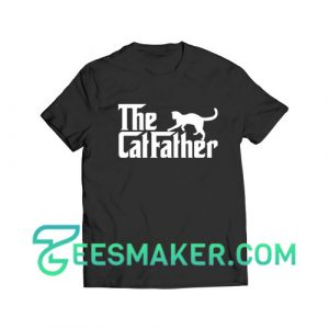 The Cat Father T-Shirt