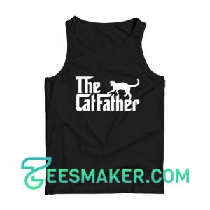 The Cat Father Tank Top