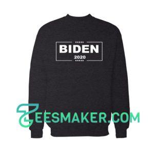 Biden 2020 Sweatshirt Election Day Size S - 3XL
