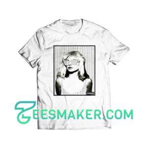 Blondie Debbie Harry T-Shirt American Singer Size S - 3XL