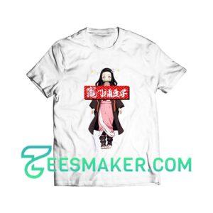 Demon Slayer Nezuko T-Shirt For Unisex