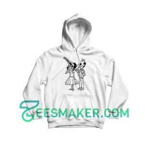 Beetlejuice Comedy Film Hoodie For Unisex