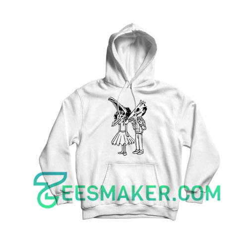 Beetlejuice Comedy Film Hoodie For Unisex