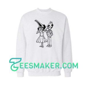 Beetlejuice Comedy Film Sweatshirt For Unisex
