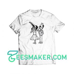 Beetlejuice Comedy Film T-Shirt For Unisex