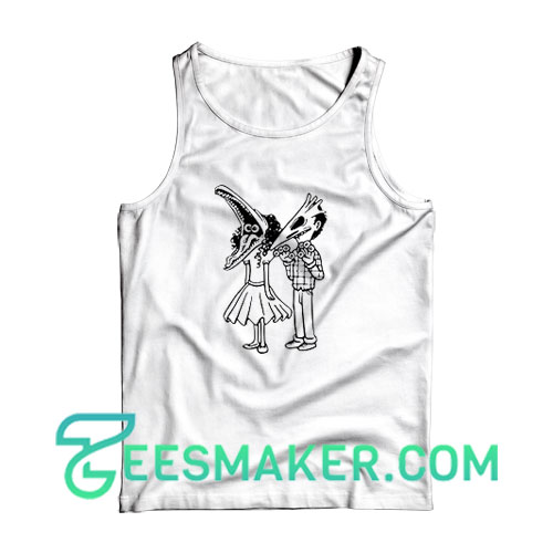 Beetlejuice Comedy Film Tank Top For Unisex
