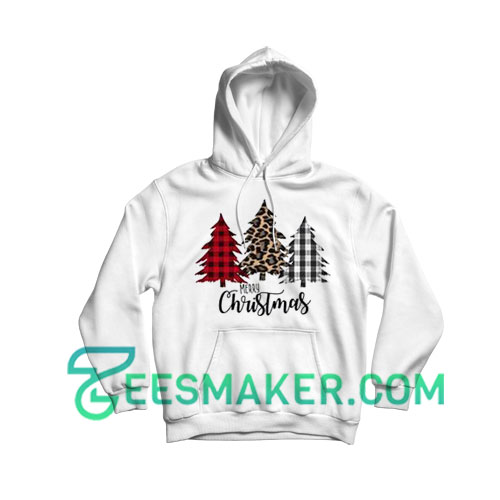 Gift Christmas Tree Hoodie For Unisex