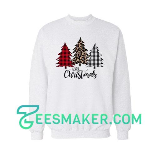 Gift Christmas Tree Sweatshirt For Unisex