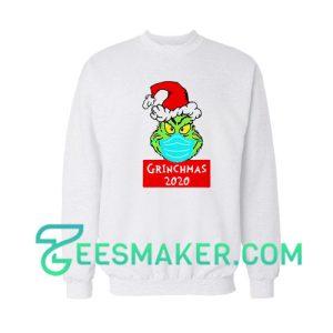Grinchmas 2020 Sweatshirt For Unisex