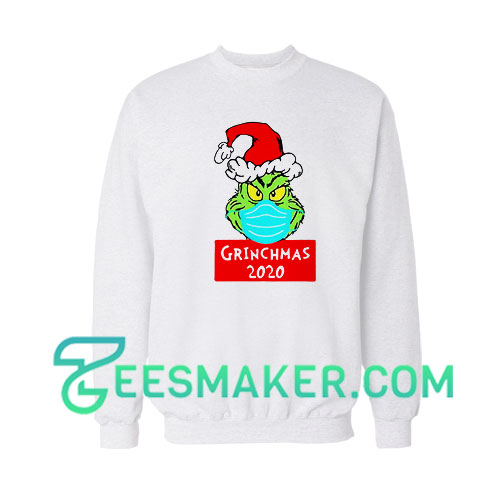 Grinchmas 2020 Sweatshirt For Unisex