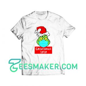 Grinchmas 2020 T-Shirt For Unisex