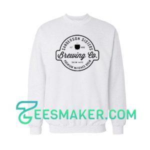 Sanderson Sister Sweatshirt For Unisex