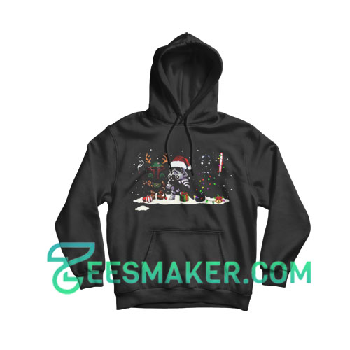 Star War Funny Christmas Hoodie For Unisex