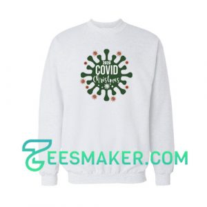 2020-Covid-Christmas-Sweatshirt-White