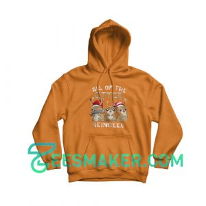 All-Reindeer-Hoodie-Orange